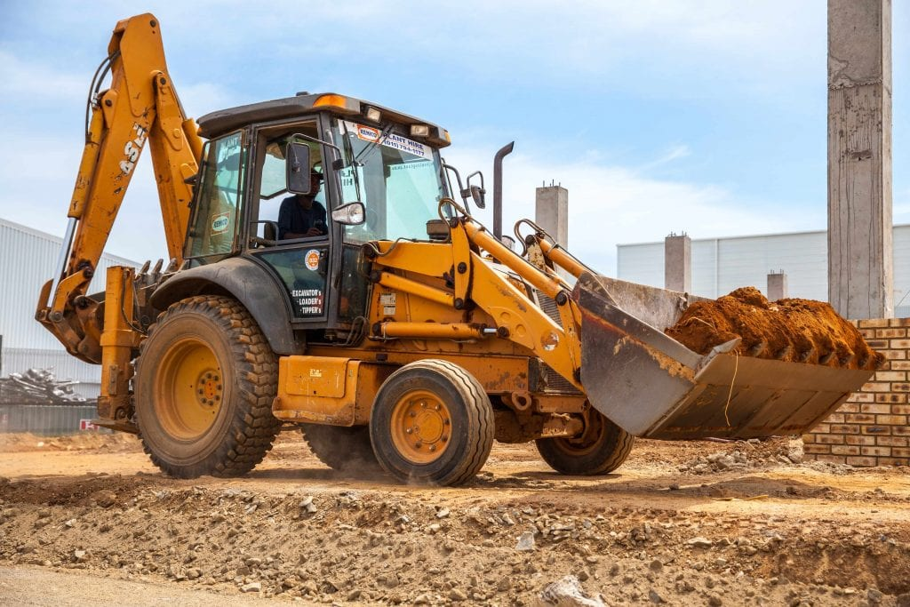 TLBs (Tractor, Loader, Backhoe)